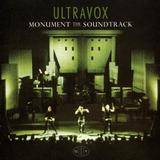 Ultravox Monument[cd Importado Original Lacrado]